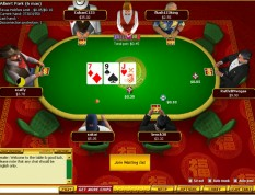 Dafa Poker Table